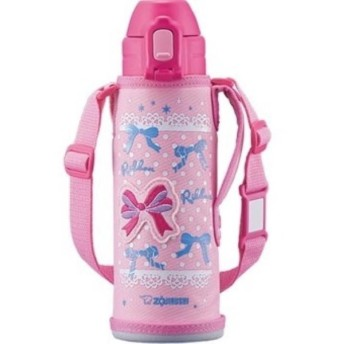 象印(ZOJIRUSHI) 水筒 ストロータイプ ステンレスボトル 520ml TUFF ピンク SD-CB50-PA 数量限定特価