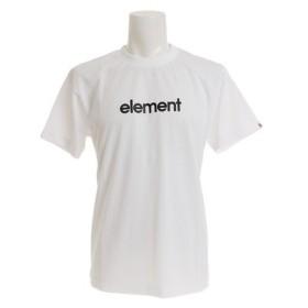 エレメント 【オンライン特価】 ELEMENTAL FOUNDATION Tシャツ AJ021307 WHT (Men's)
