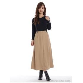 Lilou de chouchou(リルデシュシュ)サス付Aラインスカート