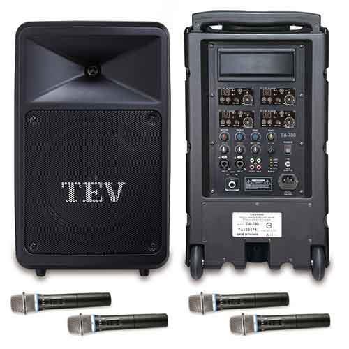 ◆ 具有迴音功能 ◆ 具有麥克風優先權切換裝置的設計◆ 配備UHF PLL 32CH超高頻無線麥克風 ◆ 可同時使用有線及無線麥克風、CD、SD卡、USB等音源混合擴音◆ 10吋音箱◆ NCC合格標籤