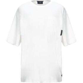 《セール開催中》SCOTCH & SODA メンズ T シャツ ホワイト S コットン 100%