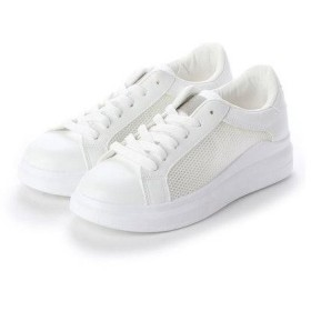 ジーアンドジー G&G レディースファッション パンプス スニーカー 靴 シューズ カジュアル (グレー)