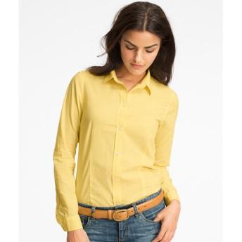 シグネチャー・ライトウェイト・ポプリン・シャツ、無地/Signature Lightweight Poplin Shirt