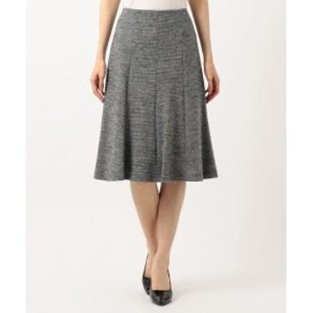 Jプレス Sサイズ(レディス)(J.PRESS LADIES S)/【セットアップ対応】ウールジャカードジャージー スカート