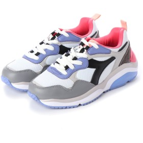 ディアドラ Diadora WHIZZ RUN WN (SUPER WHITE /CALYPSO CORAL)