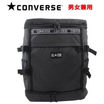 コンバース バッグ 14528300 リュック CONVERSE BOX型 ロゴデザイン デイバッグ リュックサック ag-251100