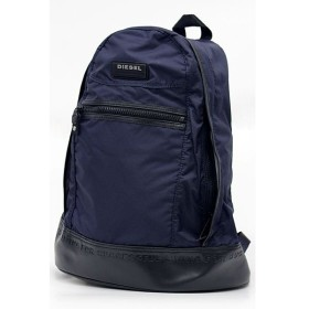 DIESEL ディーゼル X01309-PS711-T6052 リュックサック/バックパック/デイパック/カバン/鞄 Total Blue