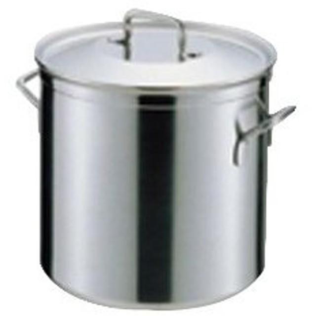 シットラム イノックス 18-10 寸胴鍋 三重底 (蓋付) 26T 26cm(26T)<26cm>