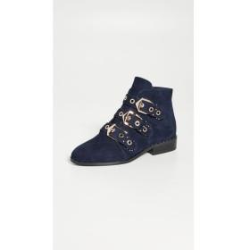 ソルサナ Sol Sana レディース ブーツ シューズ・靴 Maxwell Boots Navy/Gold