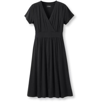 サマー・ニット・ドレス、半袖/Summer Knit Dress, Short-Sleeve