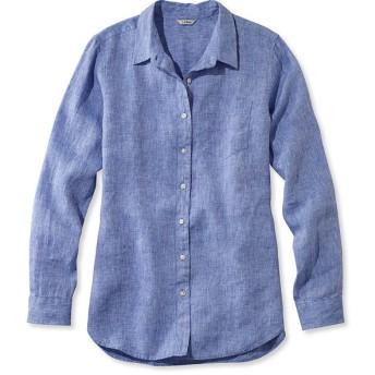 プレミアム・ウォッシャブル・リネン・シャツ、チュニック/Premium Washable Linen Shirt, Tunic