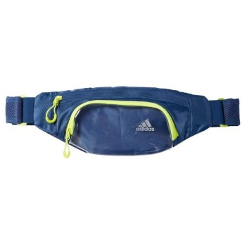 adidas(アディダス) DMK73 ランニング LWウエストポーチM ジョギング マラソン ミステリーブルー