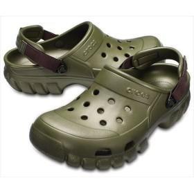 [crocs]クロックス オフロード スポーツ クロッグ (202651)(32C) アーミーグリーン[取寄商品]