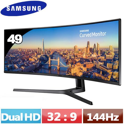 32:9超寬螢幕3840 X 1080 Dual HDsRGB 9900R曲率,眼睛不疲勞144Hz反應時間內建喇叭7Wx2亮度300 cd/m2、反應時間4ms低藍光不閃屏護眼技術支援PBP/PI