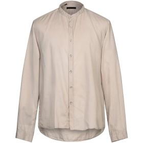 《期間限定セール開催中!》ALESSANDRO DELL'ACQUA メンズ シャツ ドーブグレー 43 コットン 100%