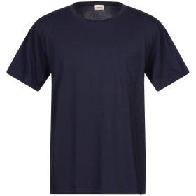 《セール開催中》OFFICINA 36 メンズ T シャツ ダークブルー M コットン 100%