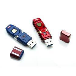 達墨 TOPMORE 漫威系列-指紋辨識碟 USB3.0 128GB