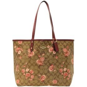 [コーチ] COACH バッグ トートバッグ リバーシブル シグネチャー 花柄 アウトレット f78279 [並行輸入品]