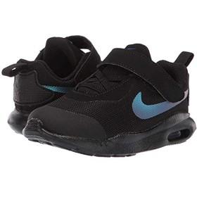 [ナイキ] キッズカジュアルシューズ・靴 Air Max Oketo (TDV) (Infant/Toddler) Black/Black/Racer Blue M [並行輸入品]