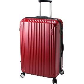 [バーマス] スーツケース ジッパー プレステージ2 双輪 4輪 60254 ワイン 83L 74 cm 3.9kg