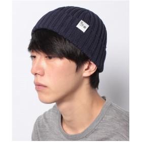 nano・universe 【Racal】Standard knit cap(ネイビー)【返品不可商品】