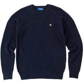arnold palmer(アーノルドパーマー) ゴルフウェア セーター クルーネックセーター AP220204I03 NV M