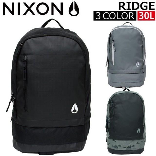 NIXON ニクソンRIDGE リッジ リュック リュックサック バックパック デイパック バッグ バッグ メンズ レディース C2550