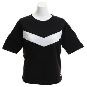 プーマ(PUMA) XTG CB 半袖Tシャツ 595955 01 BLK (Lady's)