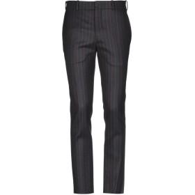 《セール開催中》ALEXANDER MCQUEEN メンズ パンツ ブラック 52 ウール 100% / キュプラ