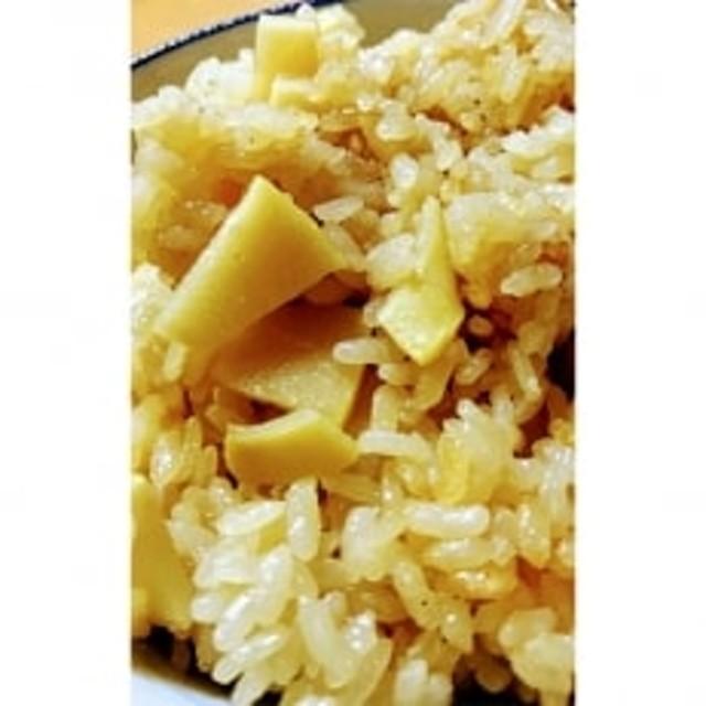香春町産 筍ご飯専用米(無洗米) 2kg(2kg×1)