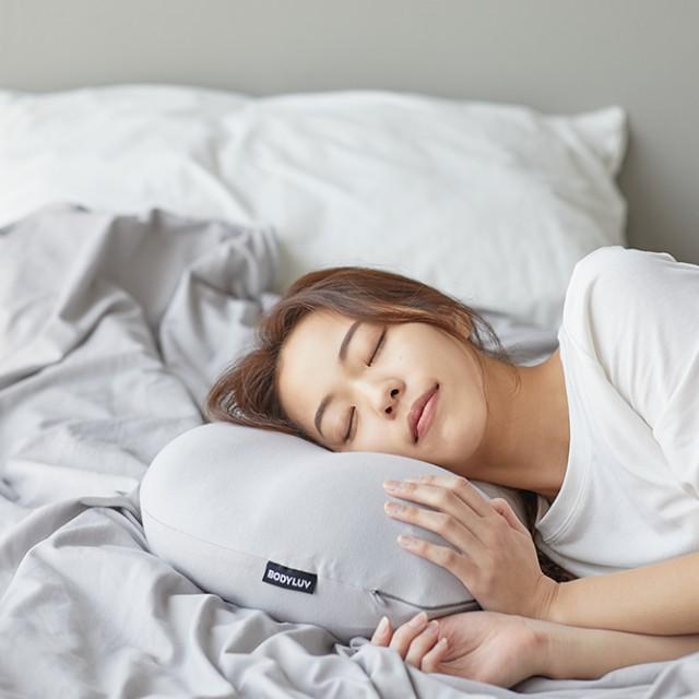 *找對枕頭就好睡*減少1/3 睡眠等待時間*【BODYLUV】韓國麻藥枕頭 ( 2色可選 )*預購商品7月底陸續出貨*