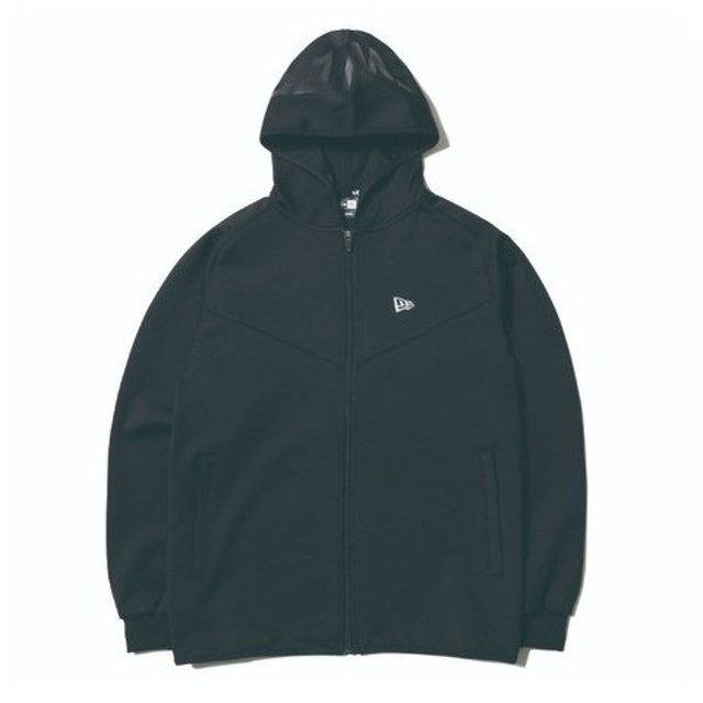 ニューエラ(NEW ERA) WARMUPJK HOODLG BKBK 12156010 (Men's)