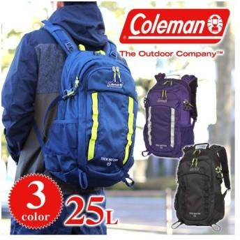 コールマン Coleman リュックサック リュック デイパック TREKKING トレッキング TREK MOTION 25 27020