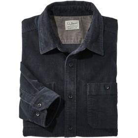 レイクウォッシュ・コーデュロイ・シャツ、トラディショナル・フィット 長袖/Lakewashed Corduroy Shirt, Traditional Fit Long-Sleeve