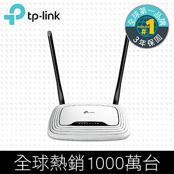 TP-Link TL-WR841N 無線N寬頻路由器(TL-WR841N)