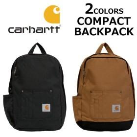 CARHARTT カーハート COMPACT BACKPACK コンパクト バックパック リュックサック デイパック バッグ カバン 鞄 490301 メンズ レディース
