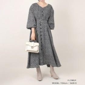 ランダ(RANDA)/◆19秋冬新作◆フロントボタンデザインワンピース