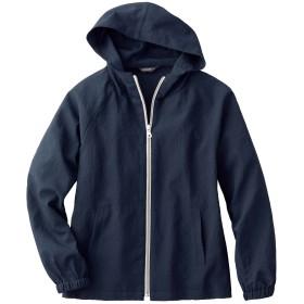 Eddie Bauer(エディー・バウアー) レディース フード付きジャケット ブルー系