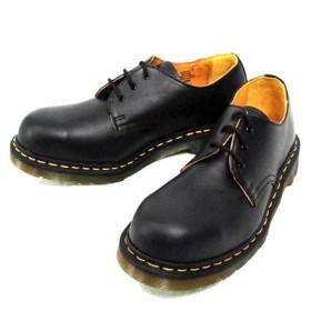 (ドクターマーチン) Dr.Martens 1925Z 3EYE STEEL TOE 3ホール スチール入り BLACK ブラック UK8(約27cm)