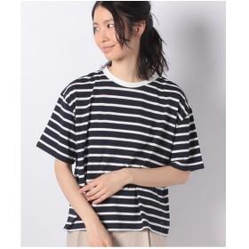 DAISY MERRY ボーダー半袖Tシャツ(柄3)【返品不可商品】