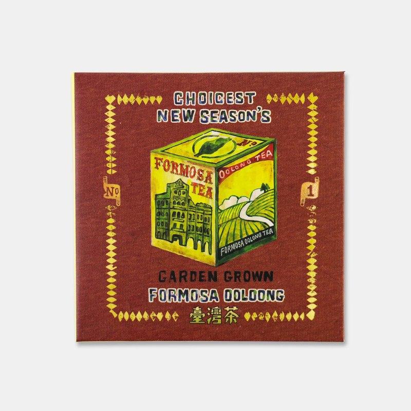 24小時內出貨 油夢招吸油面紙-烏龍茶香(Formosa Oolong)