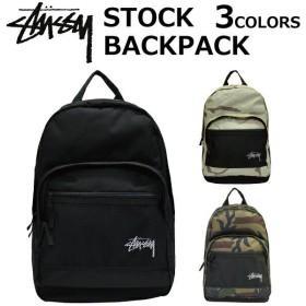 STUSSY ステューシー STOCK BACK PACK ストックバックパック バックパック リュック リュックサック メンズ レディース B4 13301
