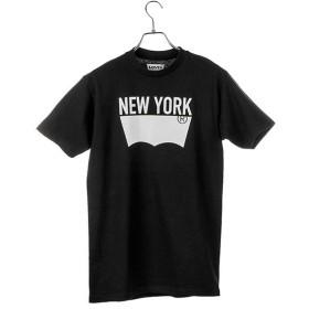 エシェルリベルテ Levis Jean Tシャツ 3LMST2680CC ユニセックス ユニセックス ブラック/ホワイト L 【ECHELLE Liberte】
