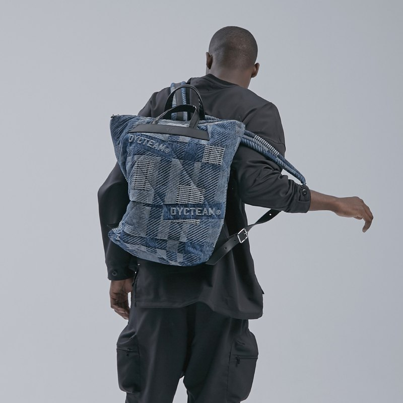 DYCTEAM x MWYW backpack(L)