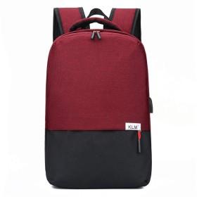 バックパック リュックサック 大容量 防水 盗難防止 USB充電機能付き 旅行&ビジネスバッグ