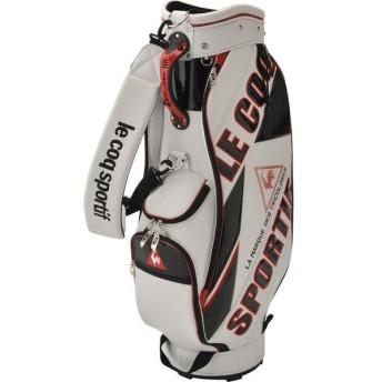lecoq sportif(ルコック) QQBNJJ03 ゴルフ キャディバッグ 9.5型大口径47インチ対応 3.2kg