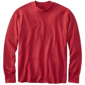 ツー・レイヤー・リバー・ドライバー・シャツ、クルーネック/Two-Layer River Driver Shirt, Crewneck