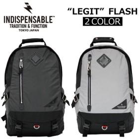 INDISPENSABLE インディスペンサブル LEGIT FLASH レジット フラッシュ バックパック リュック メンズ B4 17725600