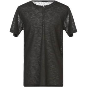 《セール開催中》NEVER ENOUGH メンズ T シャツ ブラック S コットン 100%