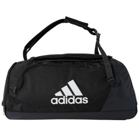 adidas(アディダス) DMD01 EPS チームバッグ 50 ボストンバッグ 3way 合宿 遠征 旅行 大容量 ブラック